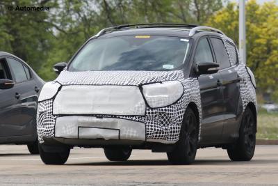 Ford Kuga restylé (mai 2015)