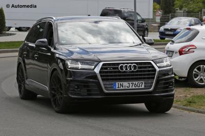 Audi SQ7 (mai - 2015)