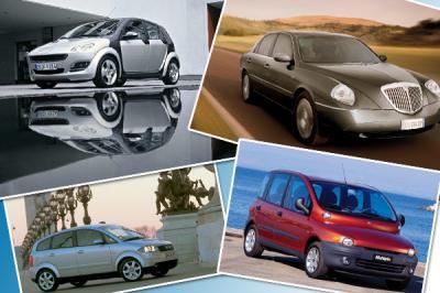 Les 10 plus grands fiascos automobiles