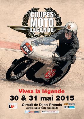 Coupes Moto Légende 2015 : les 60 ans de Yamaha