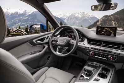 Audi Q7 2015 (essai)