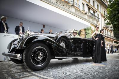 Retour sur les stars du Concours d'Élégance de Villa d'Este 2015