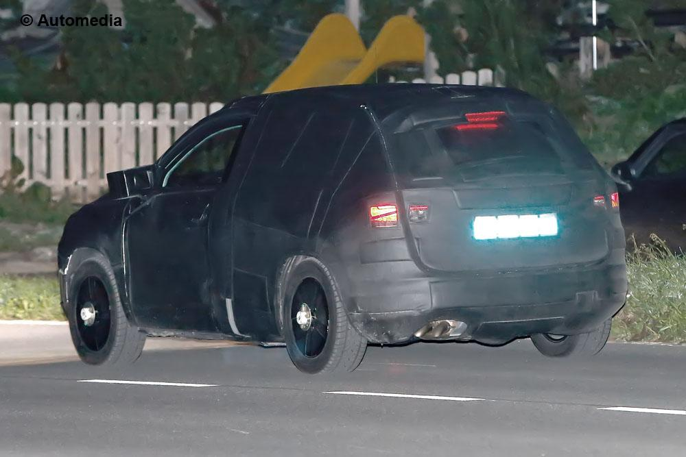 SEAT SUV (mai 2015 - spyshots)