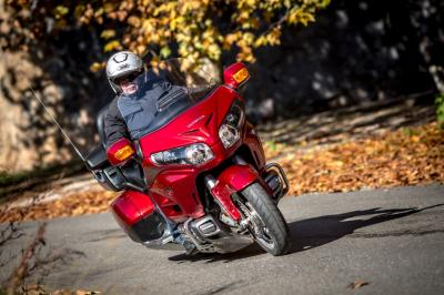 Essai Honda GL 1800 Goldwing