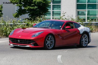 Ferrari F12 M