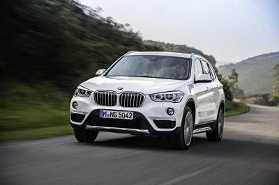 BMW X1 2015 (officiel)