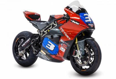 Victory : deux prototypes électriques au Tourist Trophy 2015