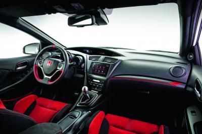 Honda Civic Type R 2015 (essai)