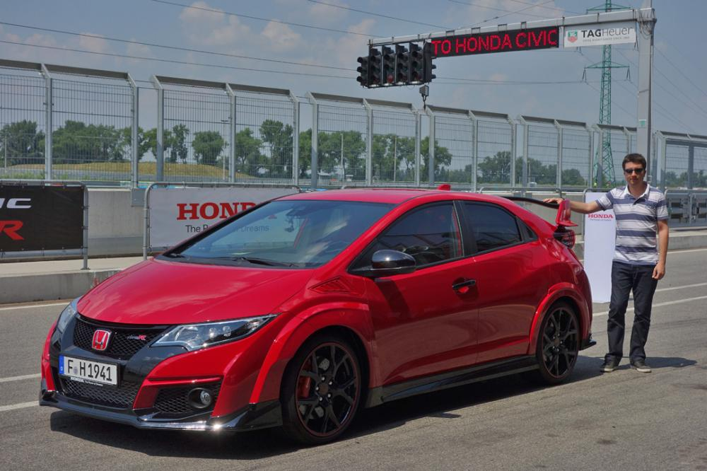 albums photos honda civic type r 2015 essai. Black Bedroom Furniture Sets. Home Design Ideas