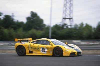 McLaren F1 Le Mans