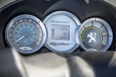 Essai Peugeot Citystar 125 Air