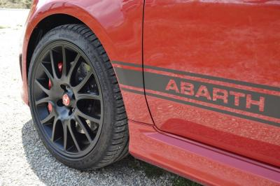 Abarth 595 Competizione 2015 (essai)