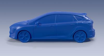 Ford 3D