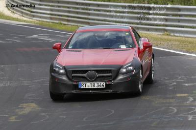 Mercedes SLC (juin-2016)