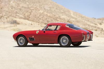 10 voitures à plus de 5 millions d'euros