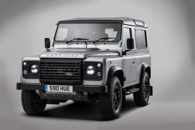 Land Rover Defender 2 000 000 (officiel)
