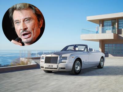 10 stars et leurs automobiles