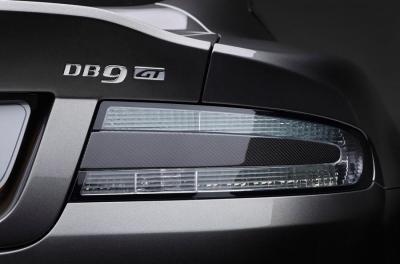 Aston Martin DB9 GT (2015)