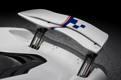 McLaren P1 Prost (officiel)
