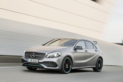 Mercedes Classe A 2015 (officiel)