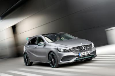 Mercedes Classe A 2015 (officiel)