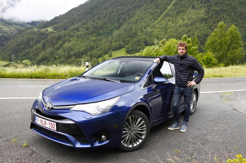 toyota auris 1 8 hybrid 136 cvt auto design blog sur les. Black Bedroom Furniture Sets. Home Design Ideas