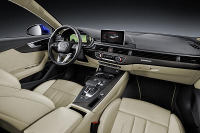 Audi A4 2016 (officiel)