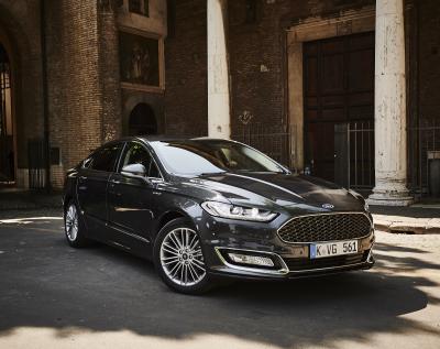 Ford Mondeo Vignale (Essai - mai 2015)