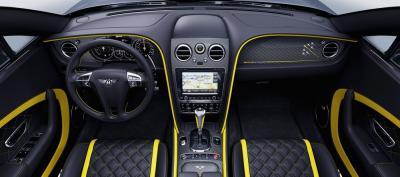 Bentley Continental GT Breitling Jet Team 2015 (officiel)