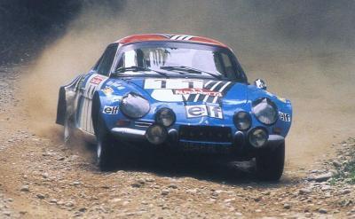 10 voitures de rallye inoubliables