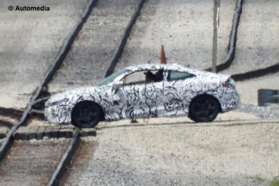 Honda Civic Coupé 2016 (juin 2015)