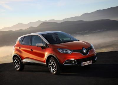 Les 10 voitures les plus vendues en France en 2015