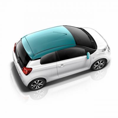 Citroën C1 nouveautés été 2015 (officiel)