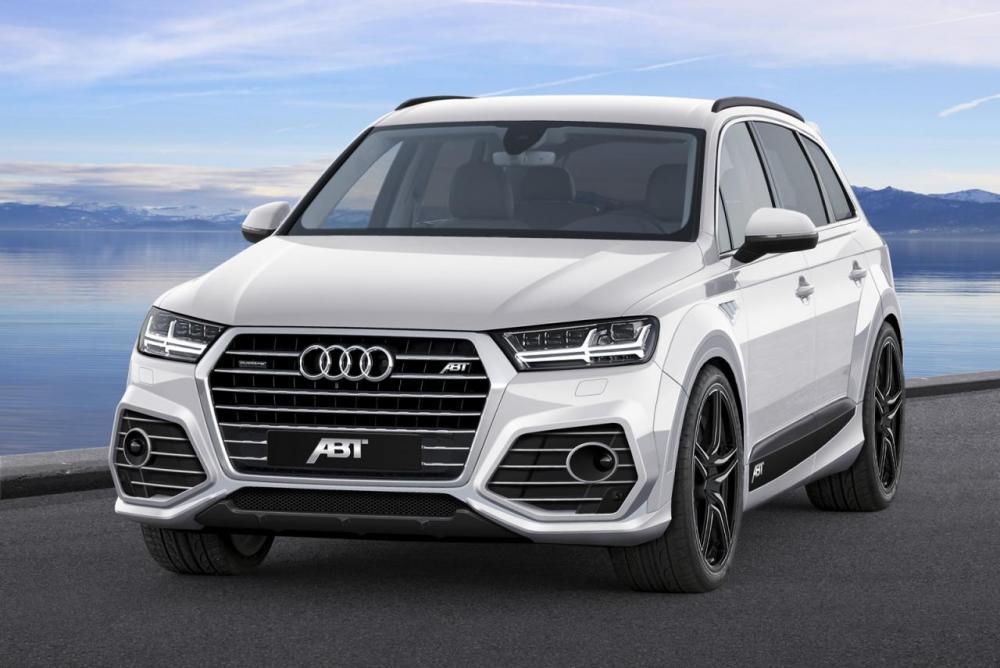 Audi Q7 2015 ABT