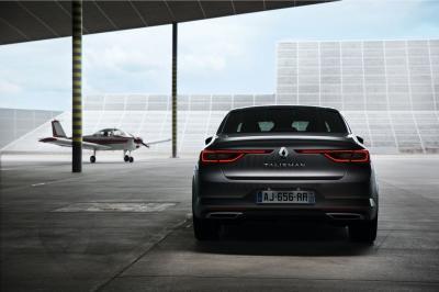 Renault Talisman (reveal et officiel)