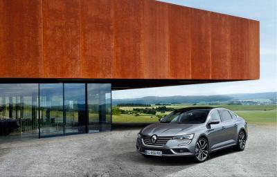 Renault Talisman : le losange voit grand