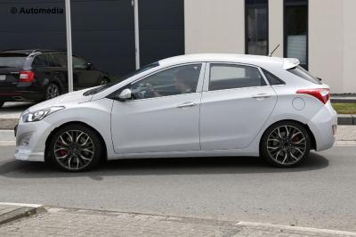 Hyundai i30 sportive (juillet 2015)