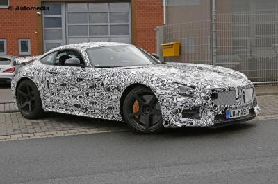 Mercedes AMG GT3 (juillet 2015)