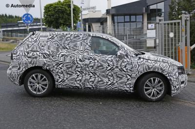 Volkswagen Tiguan (juillet 2015)