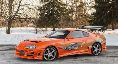 10 voitures mythiques de Fast and Furious
