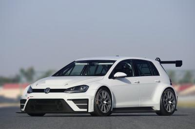 Volkswagen Golf Touring Car (officiel)
