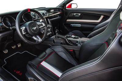 Ford Mustang Apollo Edition (officiel)
