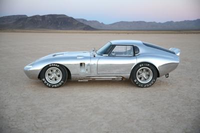 Shelby Daytona Coupé 50th Anniversary (officiel)