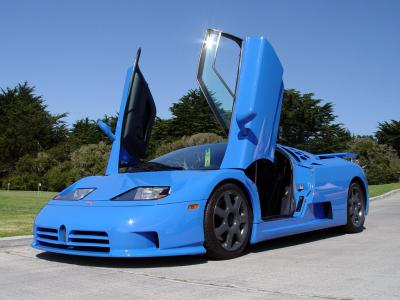Les 10 voitures les plus rapides au monde