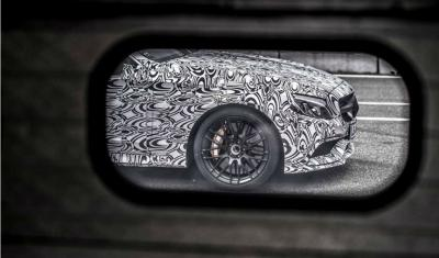 Teasers Mercedes-AMG C 63 Coupé 2016 (officiel)