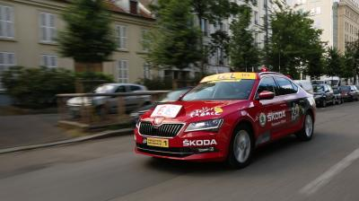 Skoda Superb Tour de France (2015)