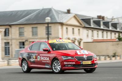 Skoda Superb Tour de France (2015)