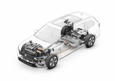 Volkswagen Passat GTE 2015 (essai)