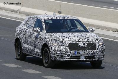 Audi Q1 (juillet 2015)