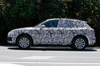 Audi Q5 2016 (juillet 2015)